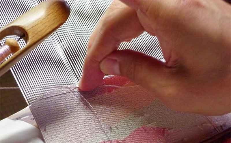 つづれ織り